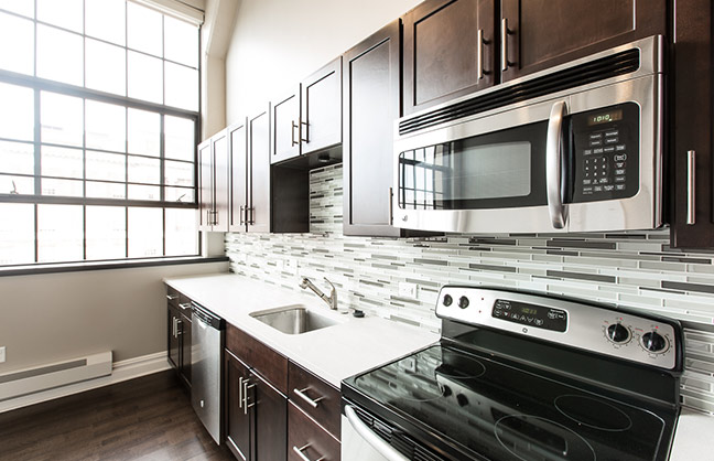 Ciminelli Residential Real Estate Bethune Lofts